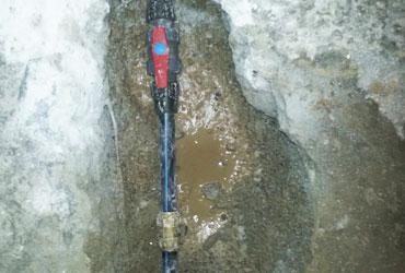 Fuga de Agua provincia de Granada