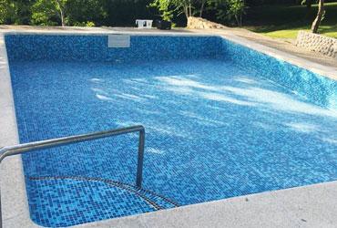 Resparación de piscinas en granada