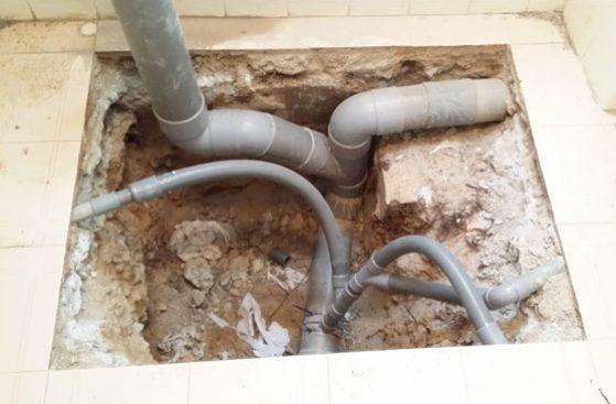 Arreglo fontanería Granada